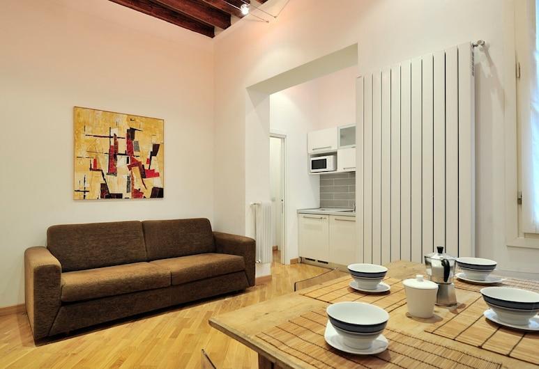 阿倫娜酒店, 威尼斯, 公寓, 2 間臥室, 客廳