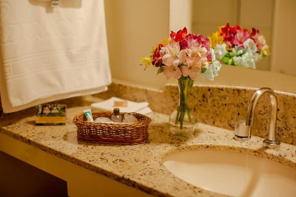 Suite Grande - Μπάνιο