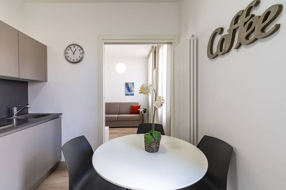 Departamento, 1 habitación - Sala de estar