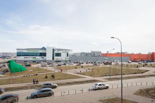 伏爾加站堤岸