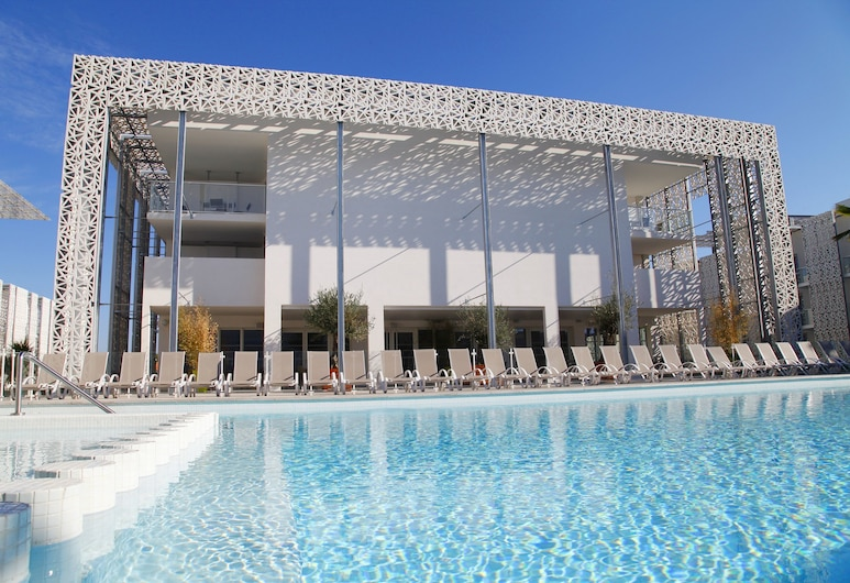 Résidence Odalys Nakâra, Agde, Udendørs pool