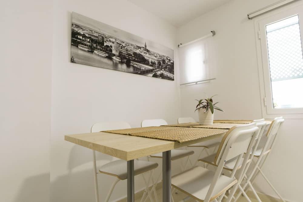 Apartment, 3 Bedrooms, Patio (Ensenadita Sweet Home) - In-Room Dining