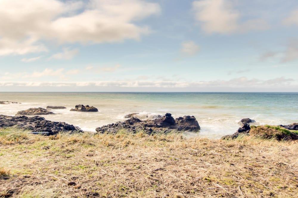 Studio, 1 kamar tidur, lemari es & microwave, pemandangan samudra (Ocean Cove: Tidewater) - Pantai