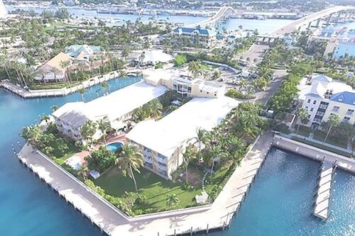 島嶼俱樂部飯店/