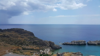 Picture of Lindos centre studios in Rhodes
