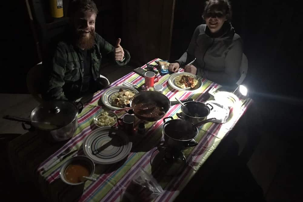 Kabin Tradisional, 2 kamar tidur - Area Keluarga