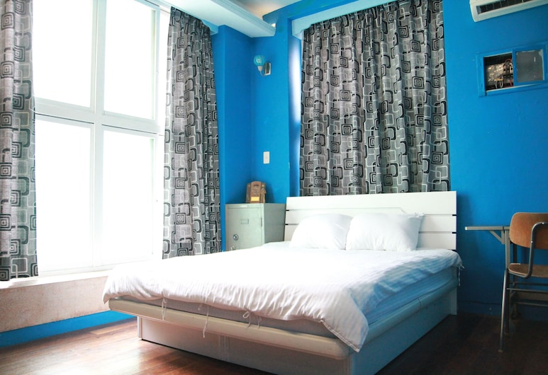 MacArthur, Tainan, Standard Double Room, Guest Room