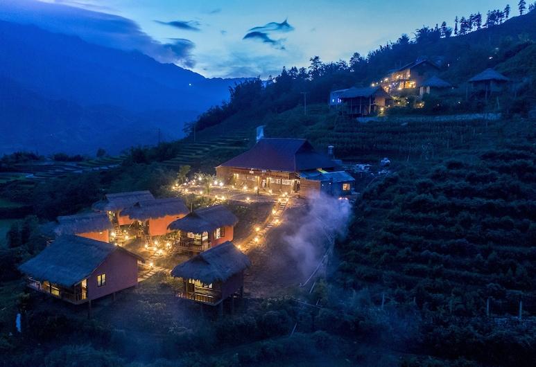 Sapa Eco-Home Mountain Retreat, Sa Pa, Bairro em que se situa o estabelecimento
