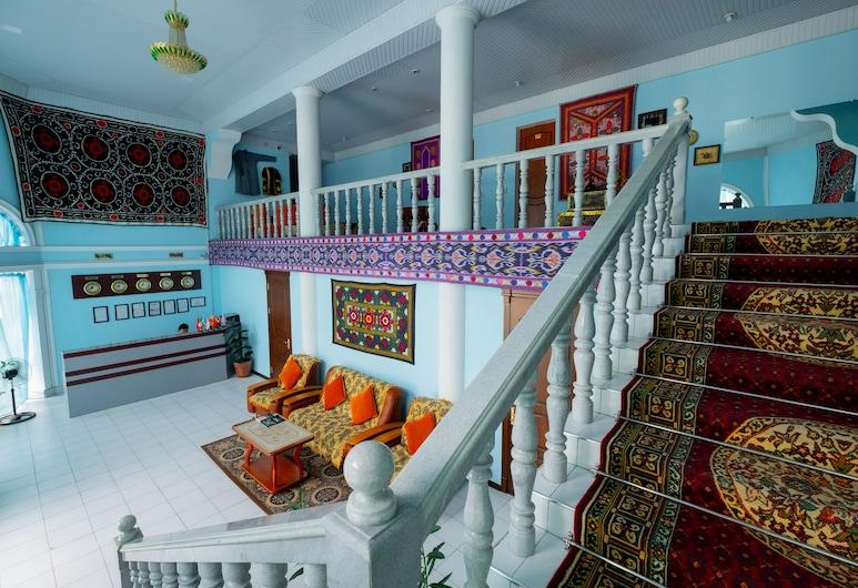 Hotel Ishonch, Samarkand, Anddyri