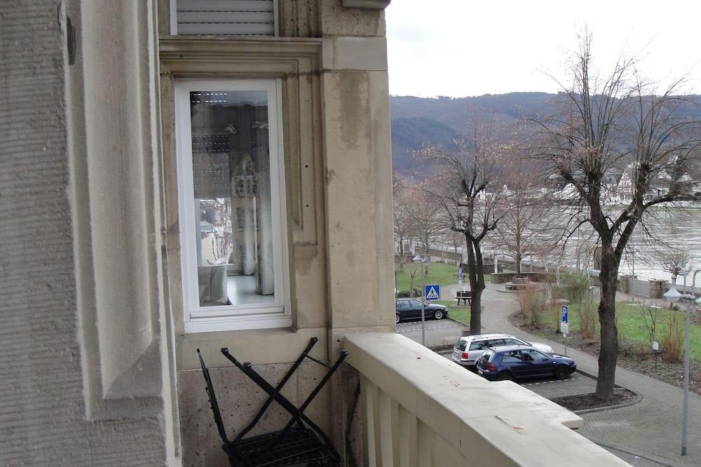 Apartment, 3Schlafzimmer, Flussblick - Balkon