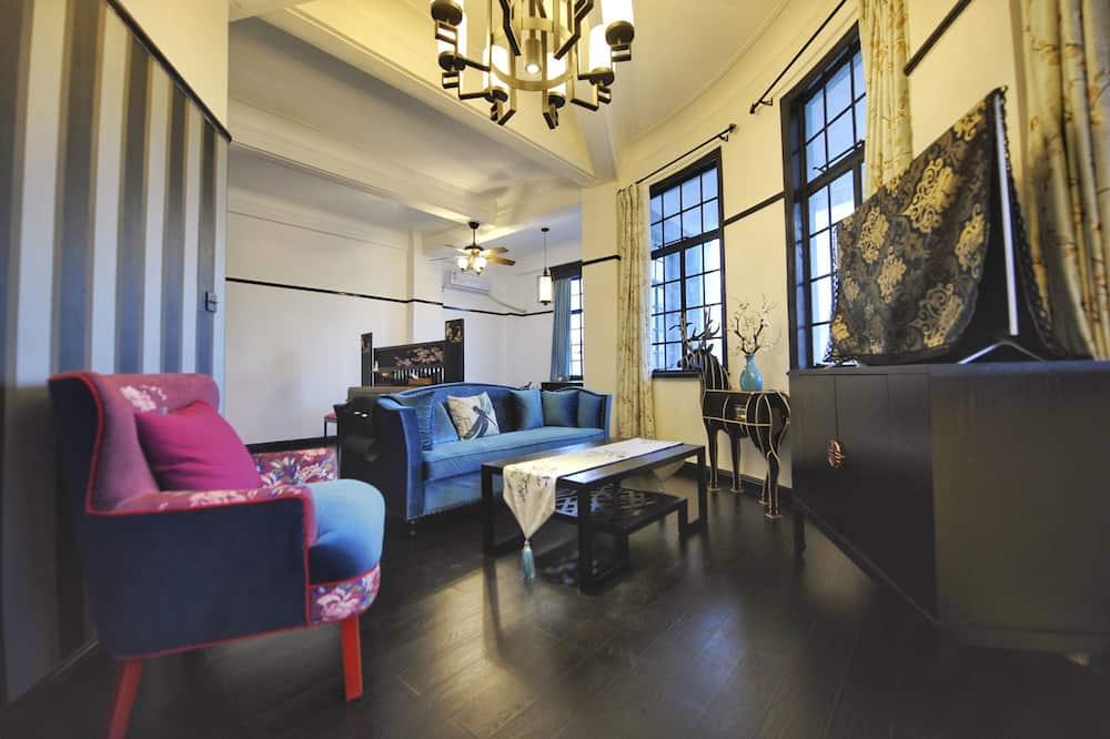 Išskirtinio dizaino apartamentai, 3 miegamieji - Pagrindinė nuotrauka