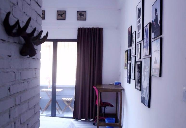 Zhaohuaxishi Youth Hostel, Cantón, Habitación doble, baño privado, Habitación