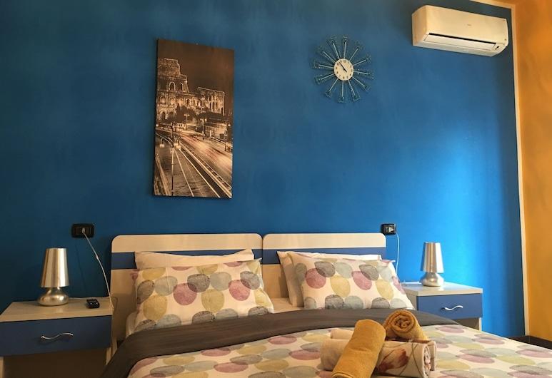 埃斯蒂民宿, 羅馬, 雙人房, 共用浴室, 客房