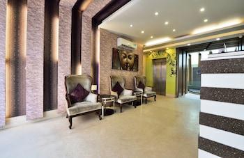 Foto del Hotel Taksh Inn en Nueva Delhi