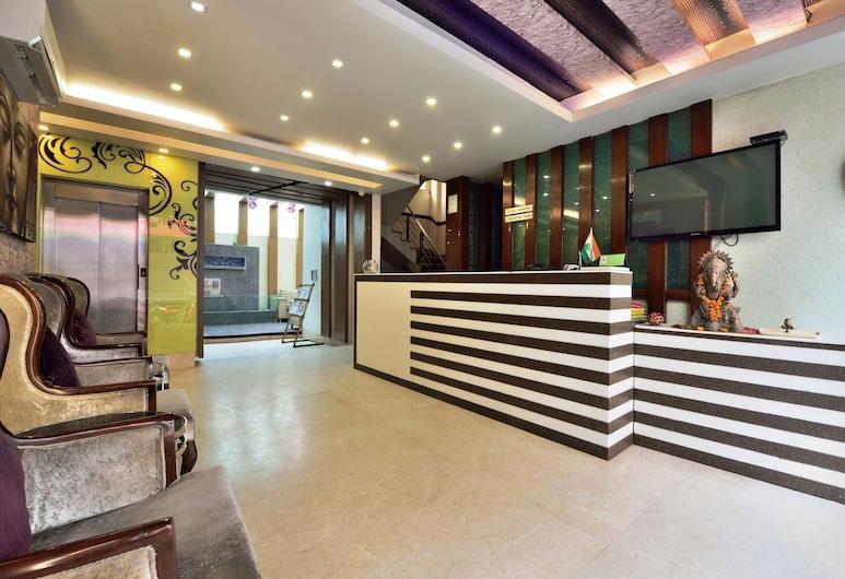 Hotel Taksh Inn, New Delhi, Eteisaula