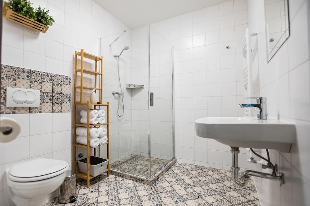 Suite Keluarga, Beberapa Tempat Tidur, non-smoking - Kamar mandi