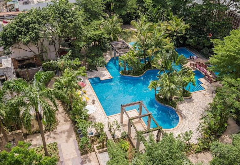 山湖海度假公寓 - 藍色心情複式度假屋, 深圳市, 從住宿看到的景觀