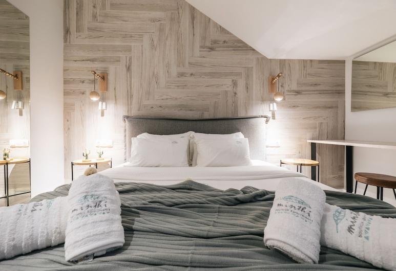 Minthi Boutique Apartments, Kassandra, Appartamento Premium, Camera