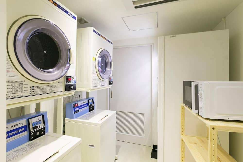 Twin Room, Non Smoking - Laundry