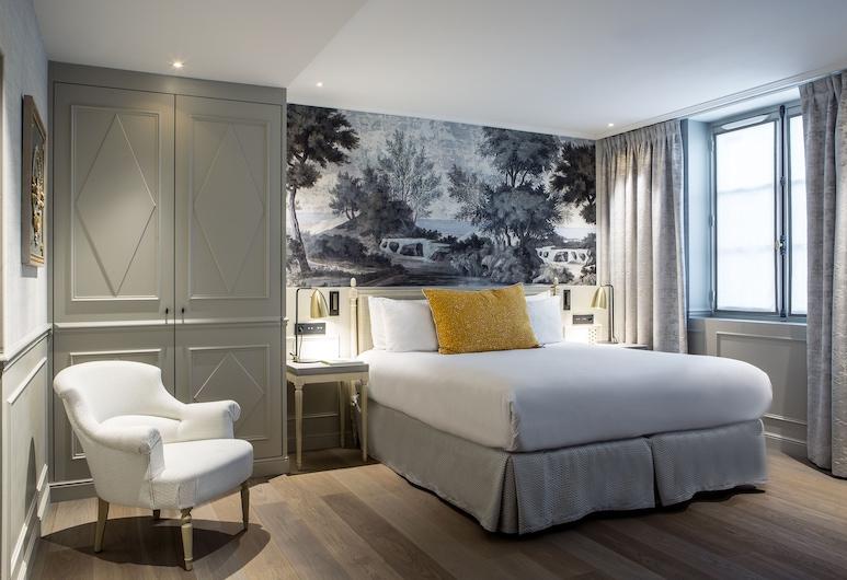 查爾斯 V 酒店, 巴黎, 特級雙人房, 客房