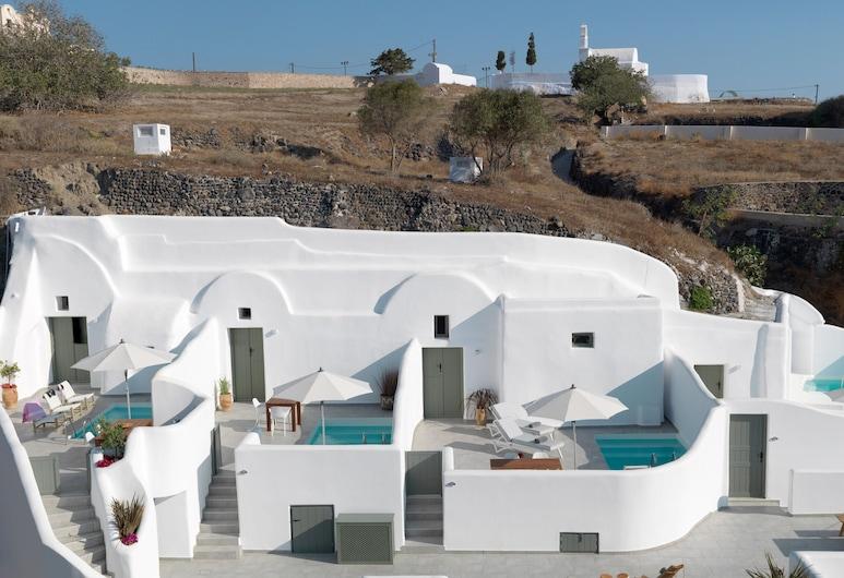 Drops Cave Houses, Santorini