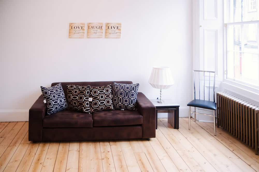 Standard Apart Daire - Oturma Odası