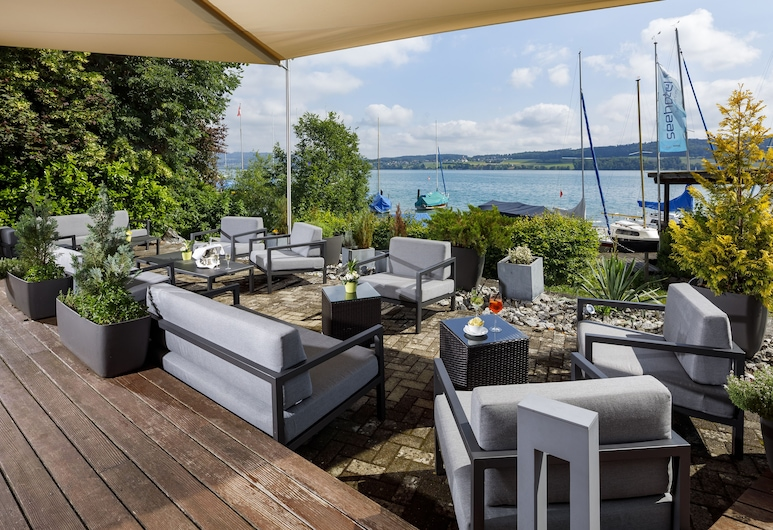 Hallwil Swiss Quality Seehotel, Beinwil am See, Terrace/Patio