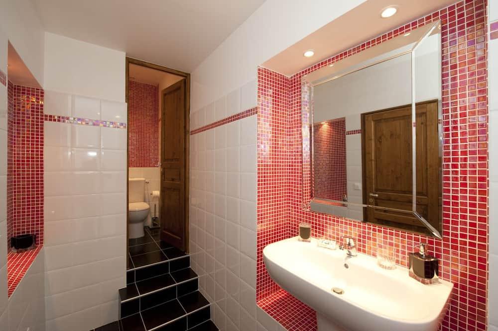 Double Room (Garance) - Bathroom