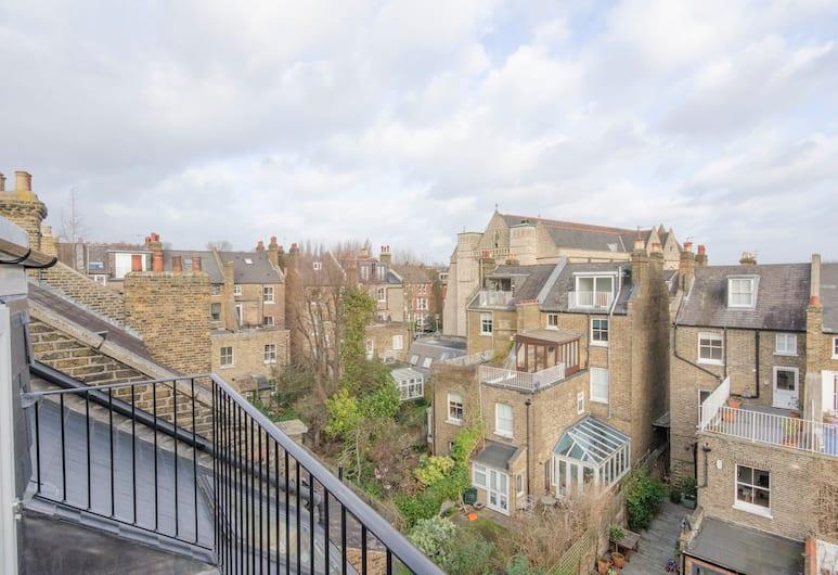 2 房公寓酒店 - 漢普斯特德荒野附近, 倫敦, 從住宿看到的景觀