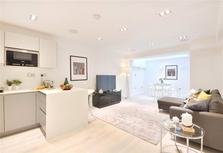 2 Bedroom House In West Hampstead, Londonas, Namas (2 Bedrooms), Kambarys
