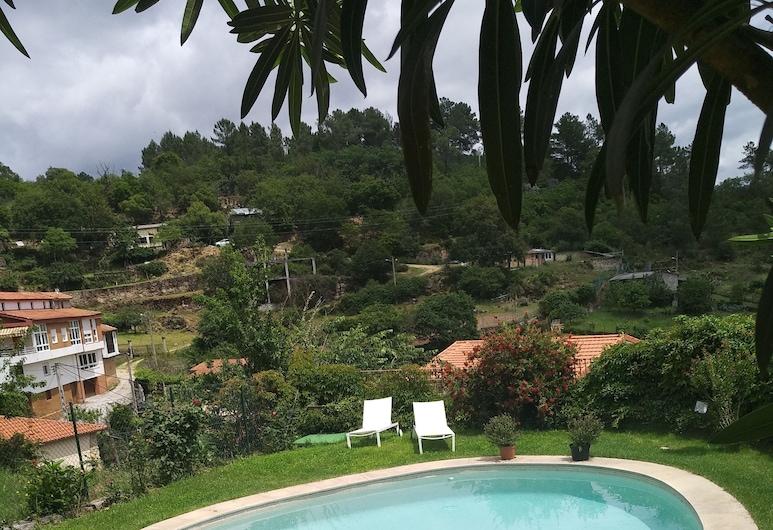 Hotel Rústico San Jaime , Pereiro de Aguiar, Lauko baseinas