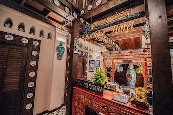 Obrázek hotelu Songkhla Tae Raek Antique Hotel ve městě Songkhla