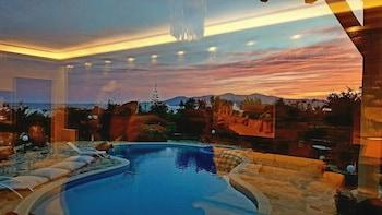 納克索斯島帕里曼達別墅飯店的相片
