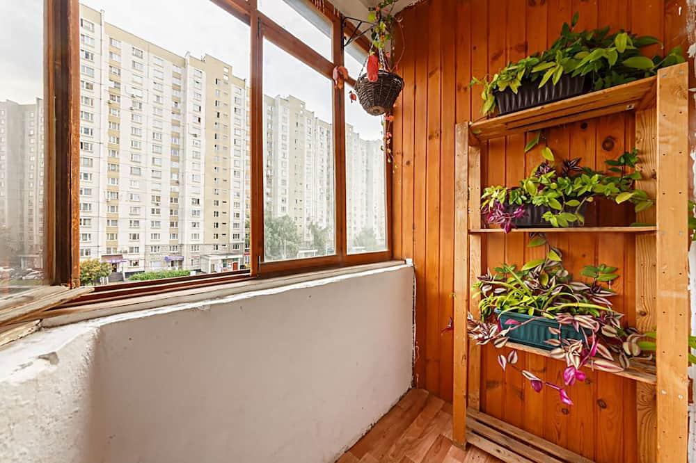 Apartmán - Balkón