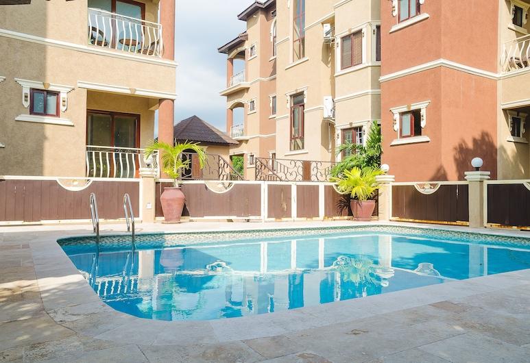 Bellagio Getaway, Kingston, Venkovní bazén
