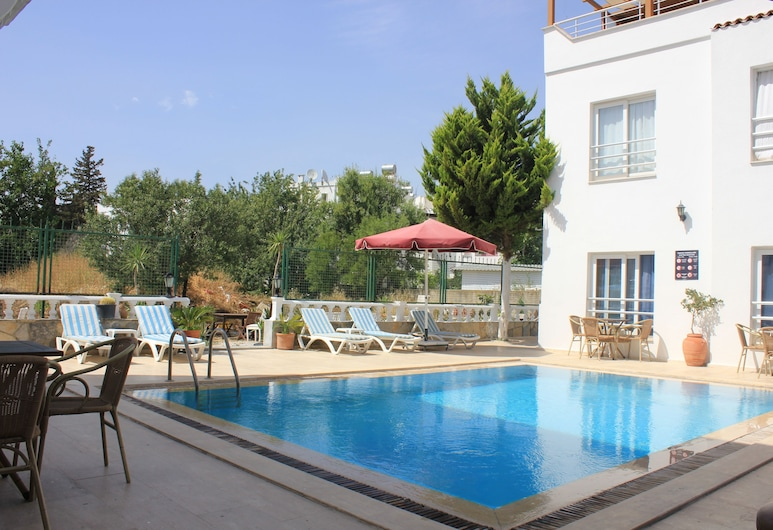 Mervan Otel, Bodrum, Outdoor Pool