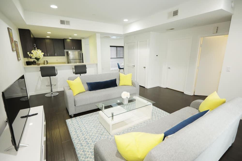 Deluxe-Apartment, 1 Schlafzimmer, Stadtblick - Profilbild