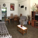 Chaconia Suite - Living Area