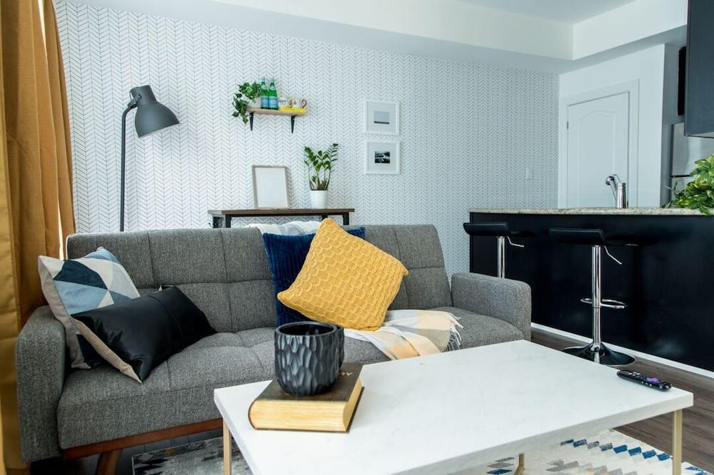 Luksuzni suite - Dnevna soba