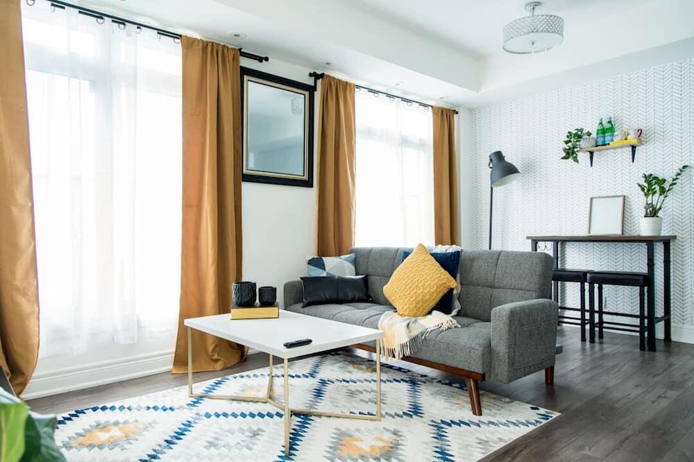 Luksuzni suite - Dnevni boravak
