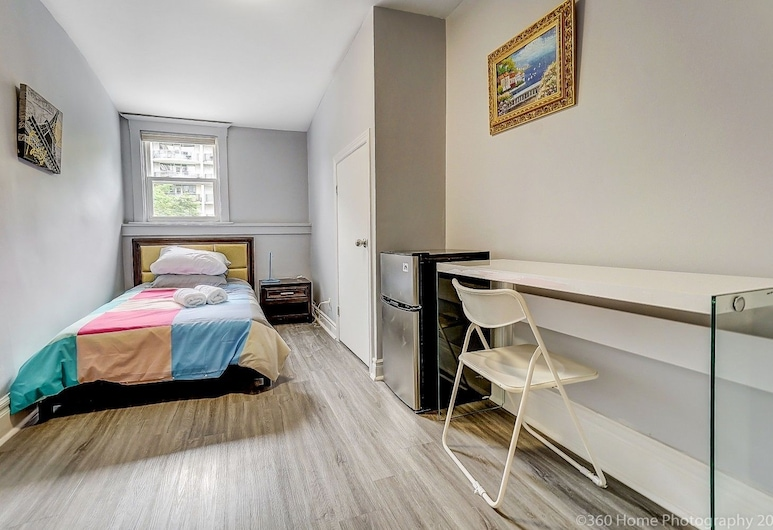 Downtown Travelers Home, Toronto, Room, 1 Single Bed, Guest Room