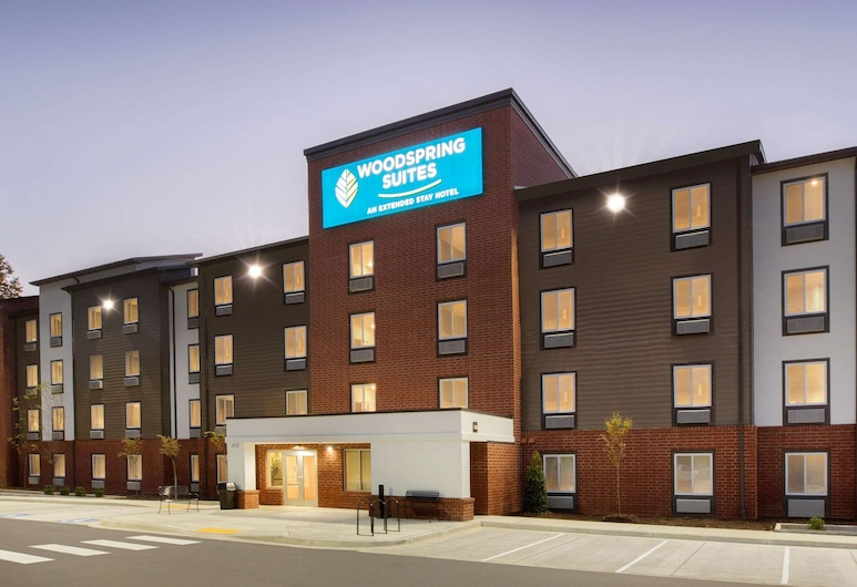 WoodSpring Suites Washington DC East Arena Drive, Hyattsville