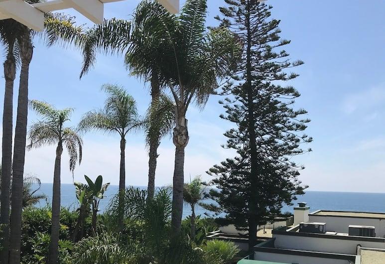 Seaside Laguna Inn & Suites Hotel, Laguna Beach, Oda, 1 Büyük (Queen) Boy Yatak, Okyanus Manzaralı, Teras/Veranda