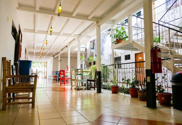 Casa Oro Eco Hostel, San Juan del Sur, Vstupná hala