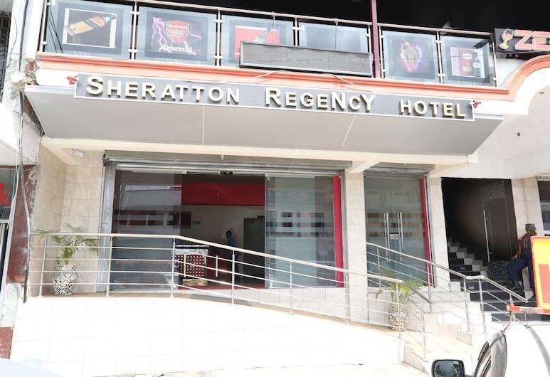 Sheratton Regency Hotel, Mombasa
