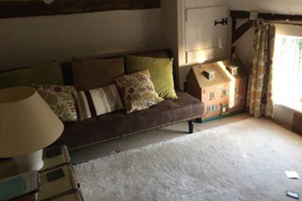 Izba, 1 extra veľké dvojlôžko (Wild Rose) - Obývacie priestory