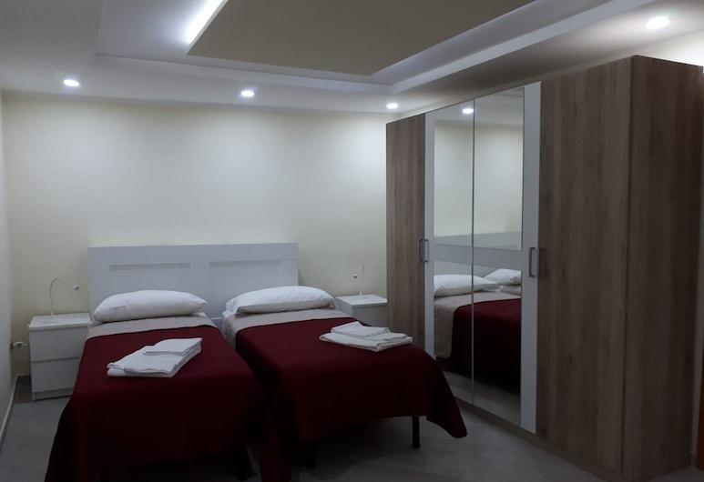 卡薩迪帕札勒雷酒店, 那不勒斯, 都會公寓, 2 張單人床, 非吸煙房, 客房
