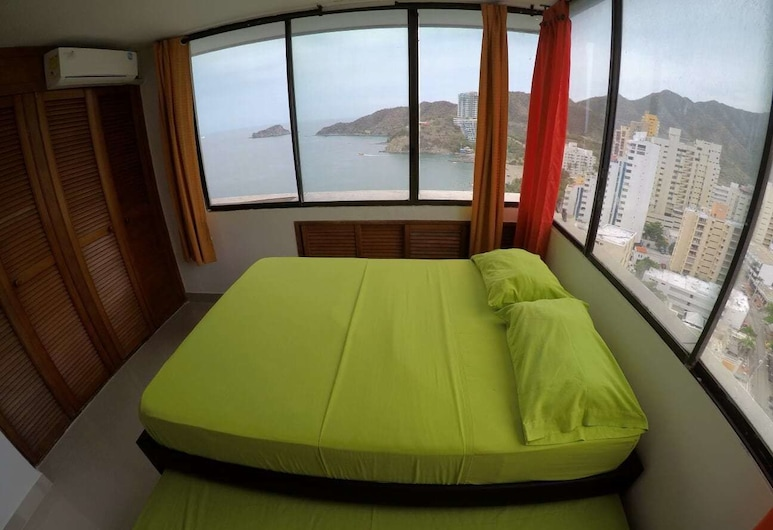 Apartamento con vista al Mar, Santa Marta