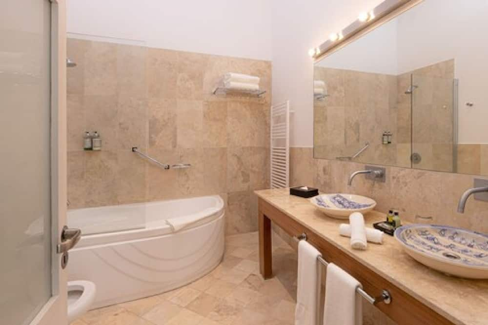 Suite Familiale - Salle de bain