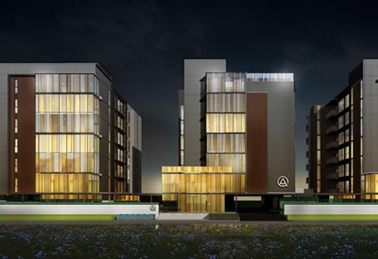 アリックス バンコク ホテル, バンコク, 外装